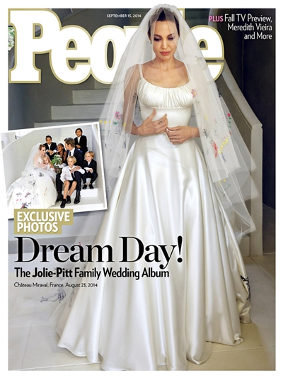 Angelina Wedding Dress