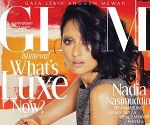 GLAM November 2014: Nadia Nasimuddin
