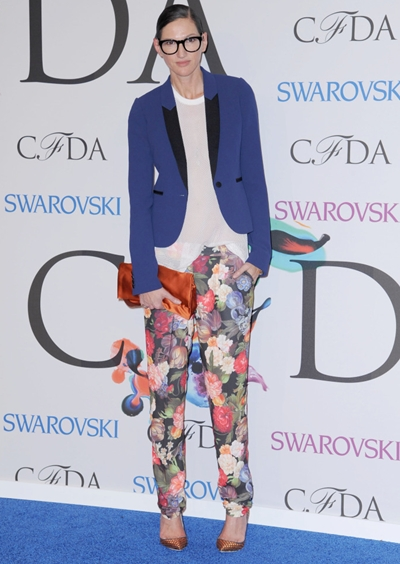CFDA Fashion Awards, 060214