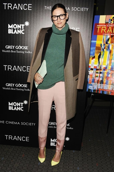 "NY: Premiere of Fox Searchlight Pictures' ""Trance"""