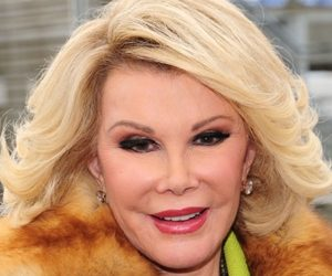 Hos Fashion Police, Joan Rivers Meninggal Dunia