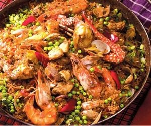 Resipi Hidangan Nasi Paella