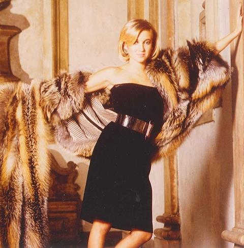 Silvia Venturini Fendi_1982