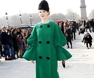 Ikon Fesyen: Ulyana Sergeenko