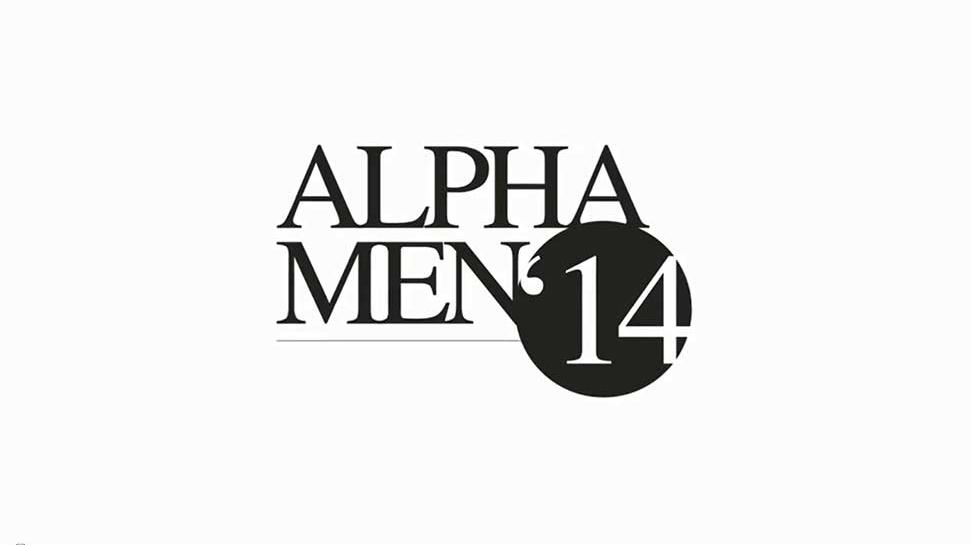 Alpha Men 2014 BTS