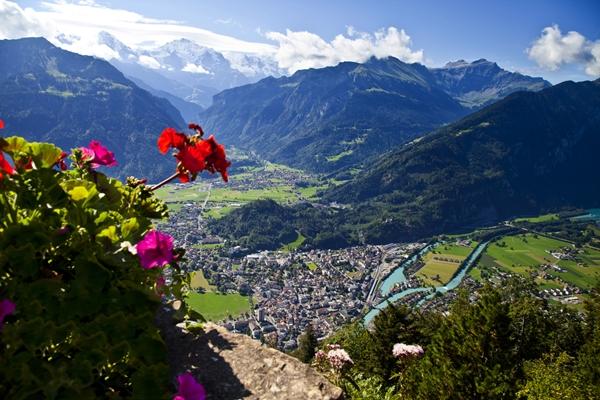 Keindahan Bumi Switzerland
