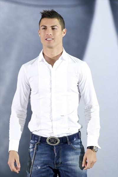 Cristiano Ronaldo CR7 Promotion