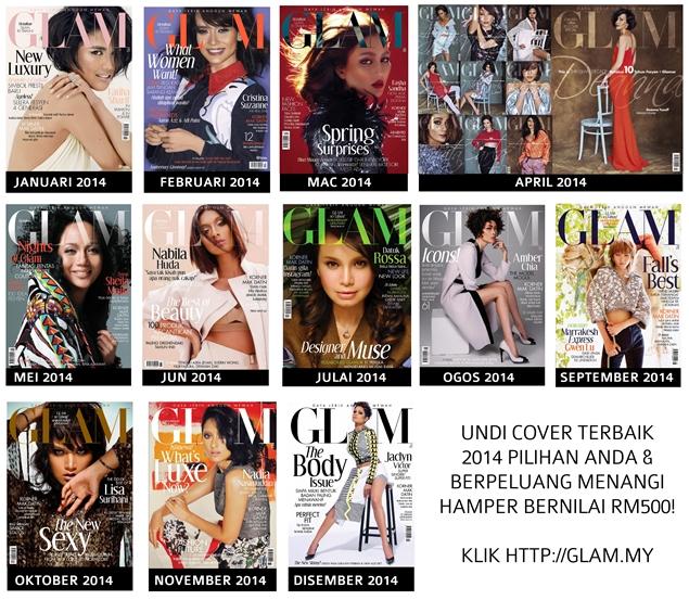 COVER PILIHAN GLAM 2014