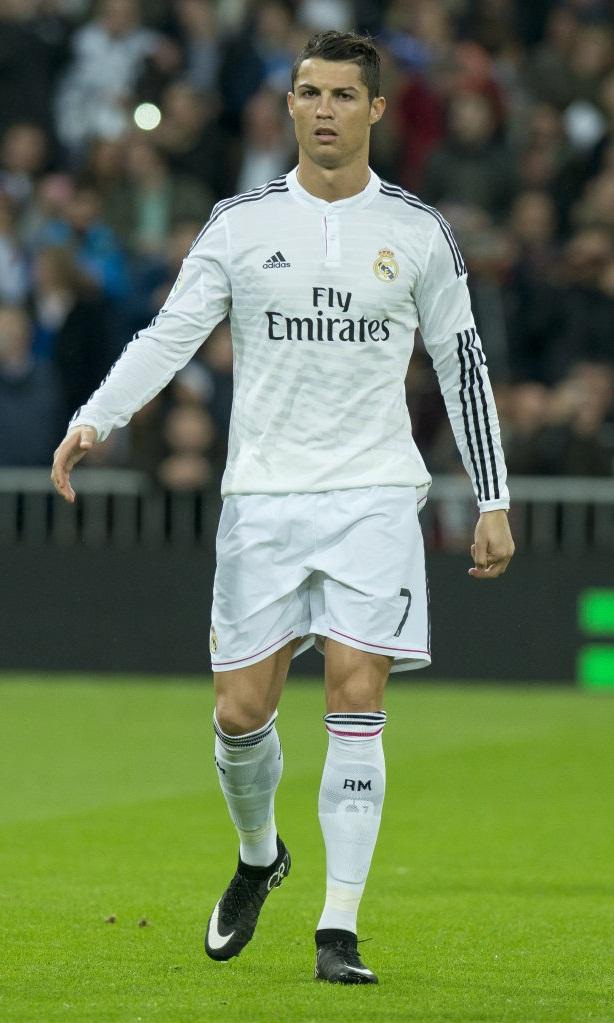 La Liga match between Real Madrid and Rayo Vallecano