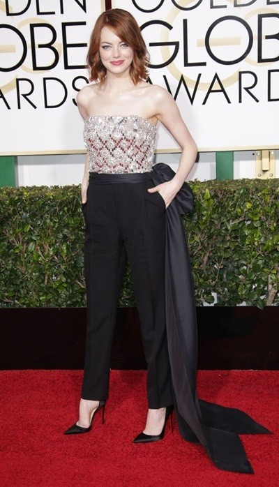 72nd Annual Golden Globe Awards, Arrivals, Los Angeles, America â?? 11 Jan 2015
