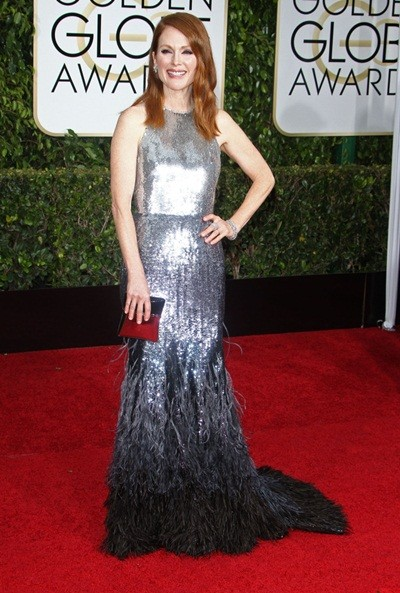 The 72nd Annual Golden Globe Awards -Arrivals-in Los Angeles