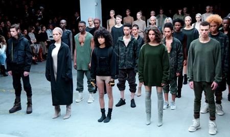 adidas Originals x Kanye West YEEZY SEASON 1