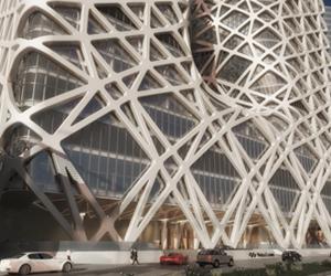 Interpretasi Seni Arkitek Unggul Zaha Hadid