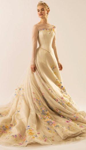 Gaun Pengantin Filem Cinderella