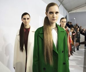 Ponytail Ilham Pentas Fesyen