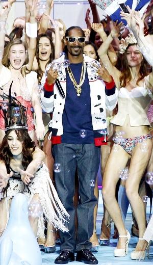 Minggu Fesyen Paris: Snoop Dogg Meriahkan Etam
