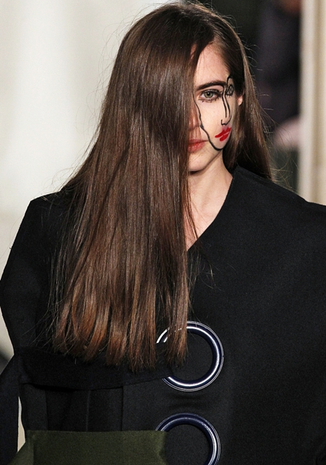 Jacquemus Paris RTW Fall Winter 2015 March 2015