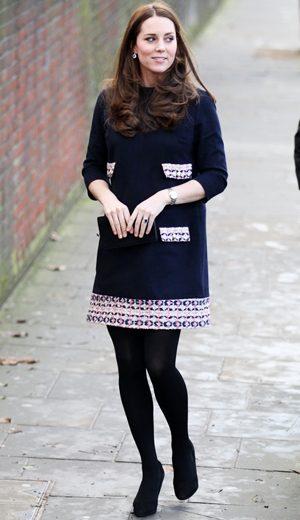 Stail Hamil Kate Middleton