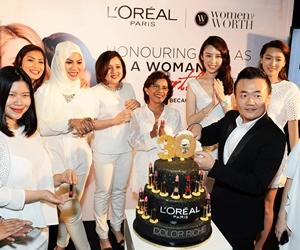 L'Oreal Paris Rai Wanita Hebat Malaysia