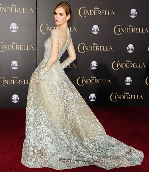Cinderella Los Angeles Premiere