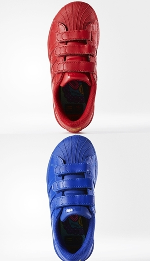 Adidas Superstar Buat Si Junior