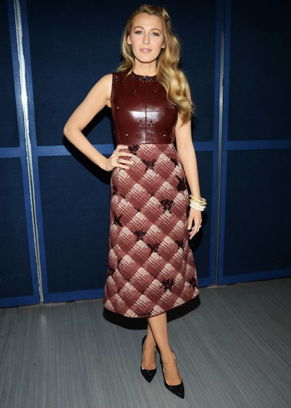Blake Lively Makes A Change At Good Morning America
