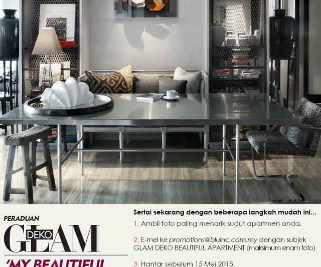 Peraduan My Beautiful Apartment