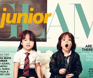 GLAM Junior April 2015