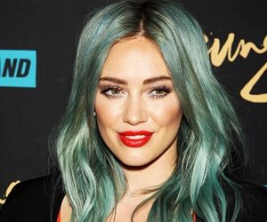 Selebriti Dengan Rambut Rona Biru