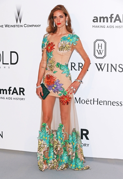 22nd amfAR Gala in Antibes