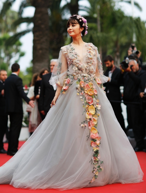 May 14, 2015 - Cannes, France - Fan Bing Bing (Credit Image: © Panoramic/ZUMA Wire)