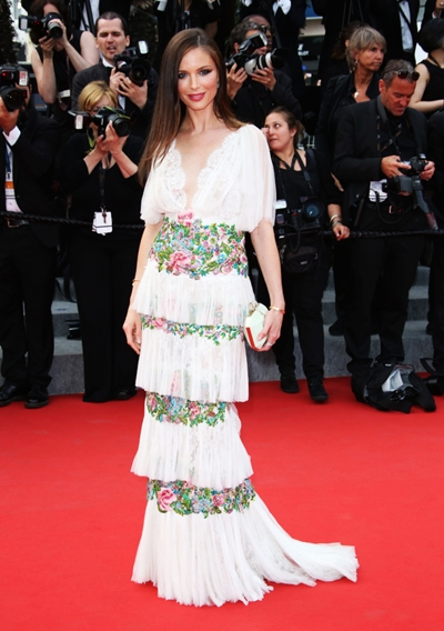 'Ice and the Sky' premiere and closing ceremony, 68th Cannes Film Festival, France - 24 May 2015