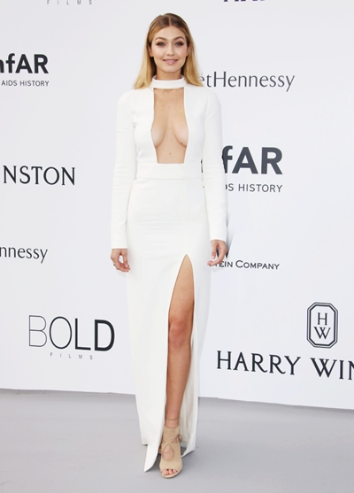 amfAR's 22nd Cinema Against AIDS Gala, Cannes, France - 21 May 2015