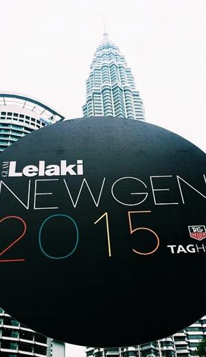 GLAM Lelaki New Gen 2015