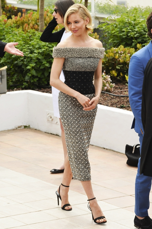 Sienna Miller attends 68th Jury photocal..........