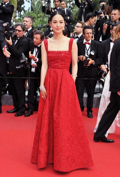 Closing Ceremony and 'La glace et le ciel' Premiere, Cannes Film Festival 2015