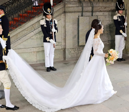 Wedding of Prince_Carl_Philip and Sofia_Hellqvist