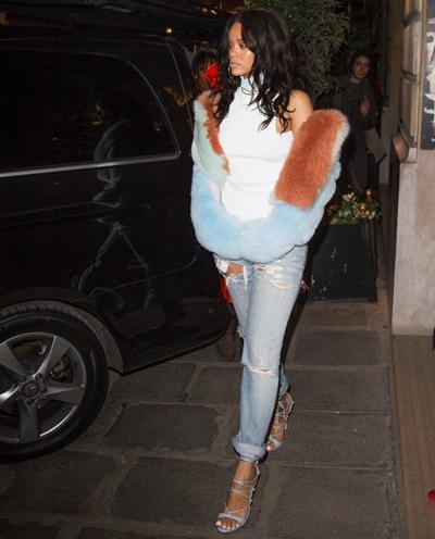Rihanna denim2