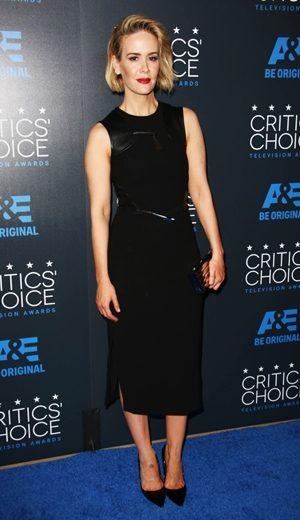 Gaya Aktres Di Critics' Choice Television Awards 2015