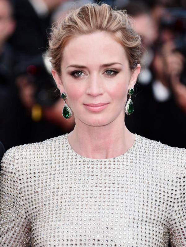 Emily Blunt jewelry
