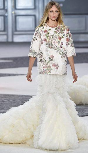 Koleksi Couture Giambattista Valli Musim Luruh 2015