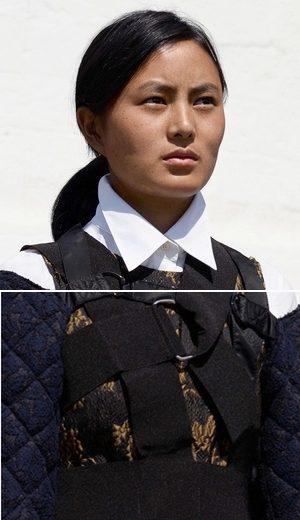Gadis Tempatan Dari Bhutan Hias Kempen 3.1 Phillip Lim