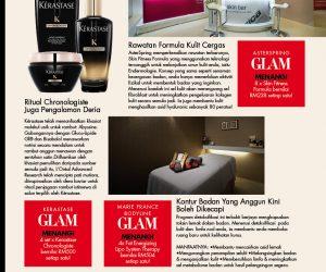 GLAM LITTLE BLACK BOOK PROMO – September 2015