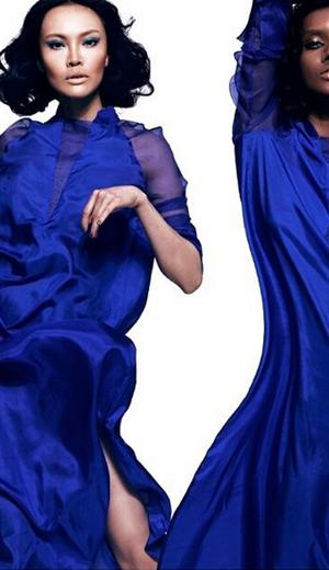 Syomir Izwa Debut Jenama Syomirizwa Gupta di Minggu Fesyen Kuala Lumpur