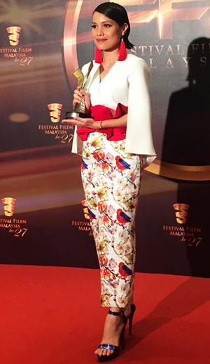 Best Dressed: Festival Filem Malaysia Ke-27