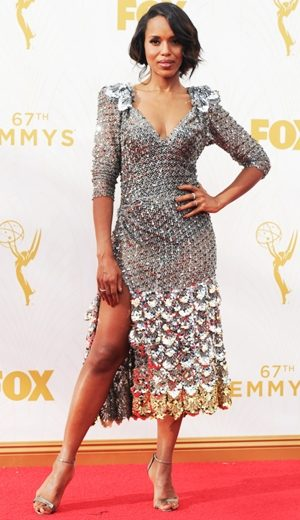 Glamor Aktres Televisyen Di Anugerah Emmy