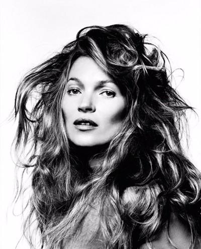 Kate Moss,  2013.