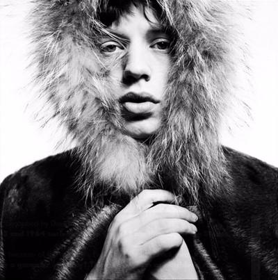 Mick Jagger,1964.