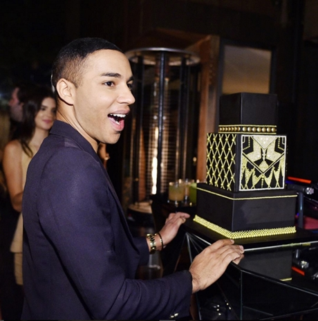 Olivier Rousteing Bday2