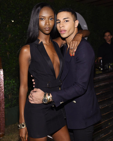 Olivier Rousteing Bday5